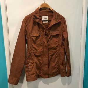 Sonoma  brown jacket like new. C